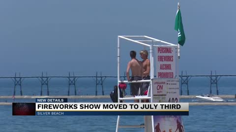 Annual July 4th fireworks in St. Joe moved up a day for safety