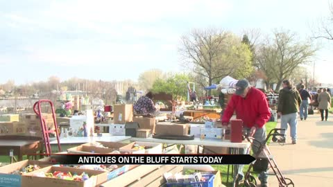 antiques on the bluff 10 30 am