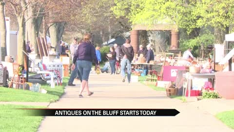 antiquest on the bluff 10 am