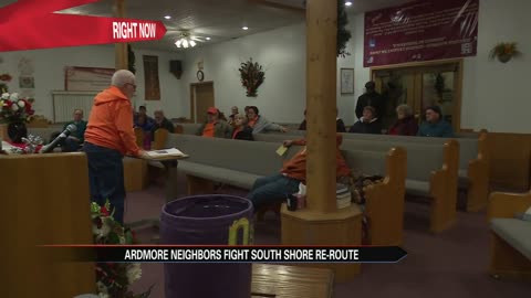 Ardmore neighborhood honing in on one re-route alternative