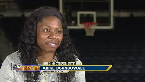 Arike Ogunbowale continues dominance at Notre Dame