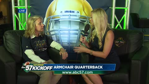 Armchair Quarterback: Lisa Perry