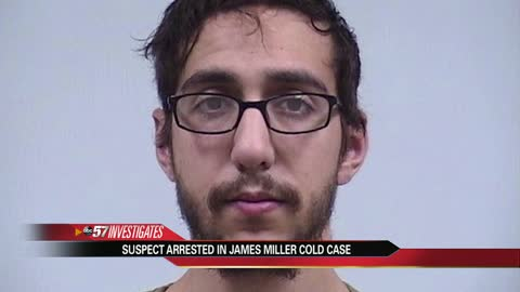 Arrest made in murder of Goshen professor James Miller