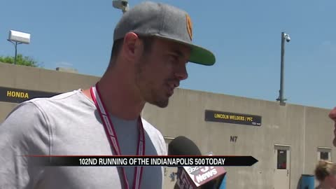 Bachelor star and Warsaw native Ben Higgins returns for Indy 500