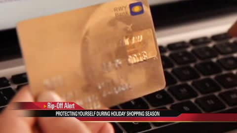 Be wary while holiday shopping, scammers on the lookout