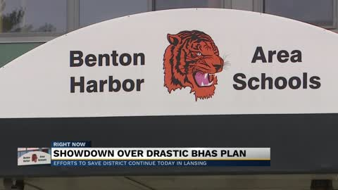 Benton Harbor board members to meet with state leaders Wednesday