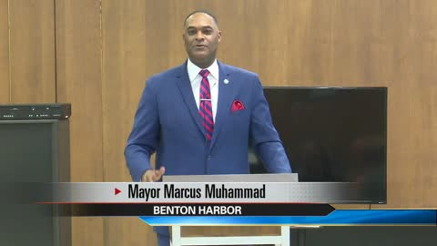 Benton Harbor Mayor delivers State of the City address