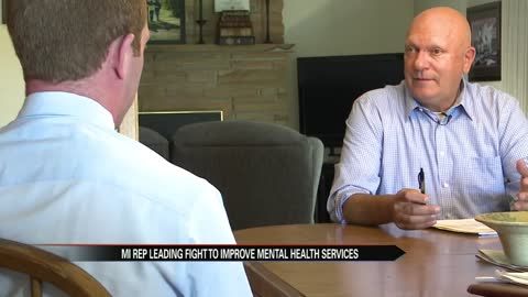 Berrien Co. state rep helping lead effort to improve mental health treatment