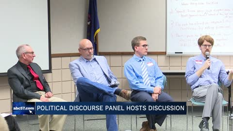 Berrien County panel holds discussion on political discourse