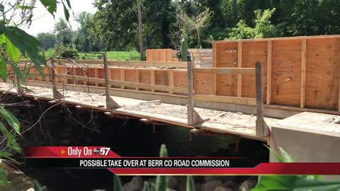 Berrien County Road Commission could be taken over