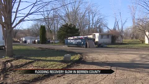 Berrien Springs residents waiting for federal aid, state disaster declaration