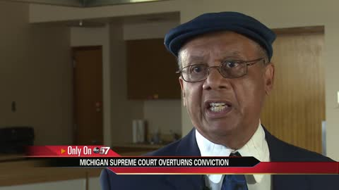 Benton Harbor man cleared after two years in prison