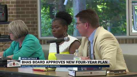 Benton Harbor school officials approve new four-year plan to...