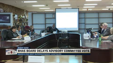 Benton Harbor Area Schools delays vote on issue crucial to the future of the district