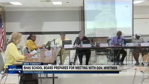 BHAS School Board prepares for another meeting with Governor...