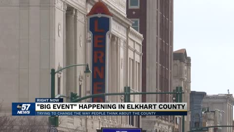Elkhart County unveils new brand at 'The Big Event'