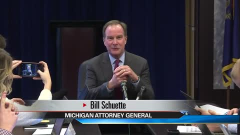 Bill Schuette reflects on his time as Michigan Attorney General
