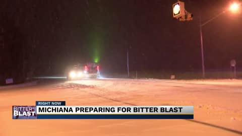 Bitter Blast hits Michiana on Monday