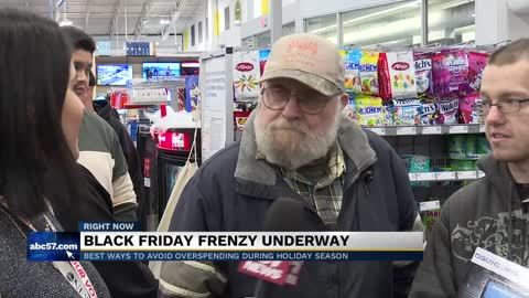 Black Friday deals are here; Expert weighs in on staying out of holiday debt
