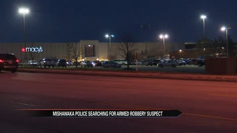 Black Friday robbery outside of U.P. Mall