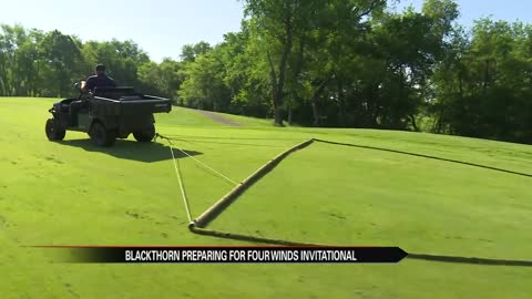 Blackthorn prepares its course for Four Winds Invitational