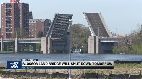 Blossomland Bridge in St. Joseph to close down for construction