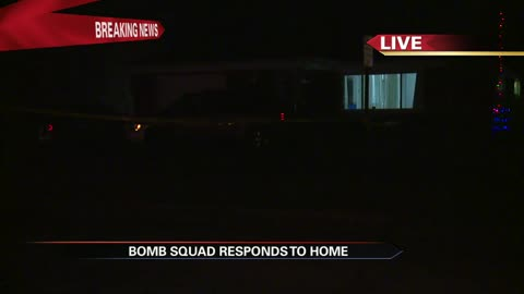 LaPorte police investigating after bomb squad called to home