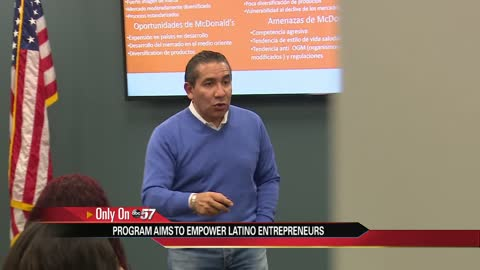 Elkhart Co. hoping to inspire Latinos with new entrepreneurship program