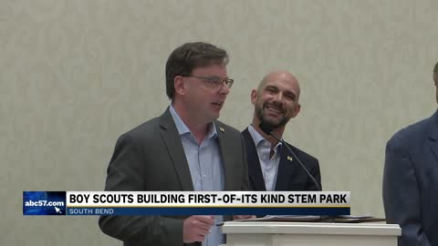 Boy Scouts building one-of-a-kind STEM park