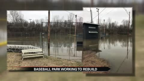 Brandywine Babe Ruth League also victims of flood