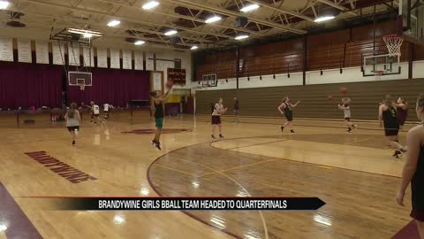 Brandywine GBB run continues to state quarterfinals