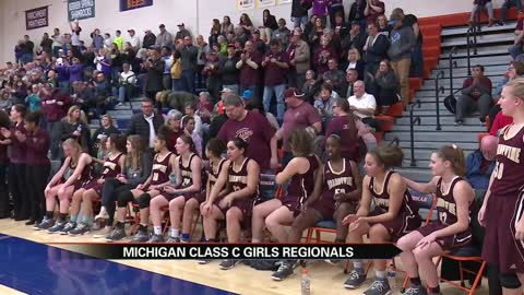 Brandywine girls fall to Schoocraft in Regional thriller