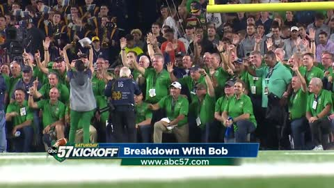 breakdown with bob notre dame vs nc state