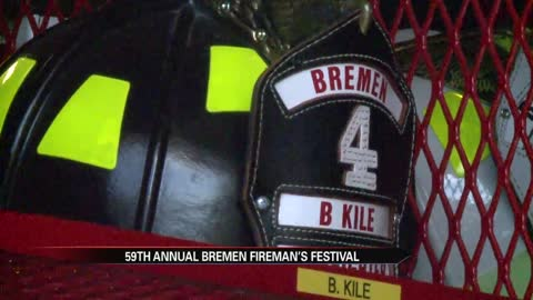 Bremen Fire Department raising money for new equipment with festival