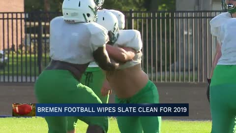 Bremen football wipes slate clean for 2019