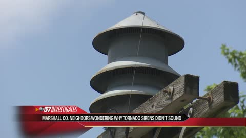 Bremen residents want to know why sirens weren't activated during tornado warning