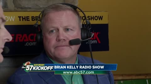 Brian Kelly Radio Show: Notre Dame vs Ball State