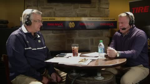 Brian Kelly Radio Show: Notre Dame vs Florida State