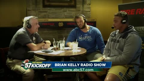 Brian Kelly Radio Show: Notre Dame vs. Stanford