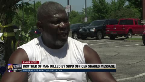 Brother of man killed by SBPD shares message