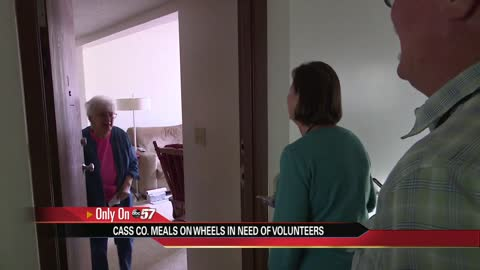 Cass County Meals on Wheels starving for volunteers