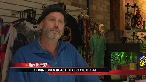 CBD oil up for debate, local shop reacts