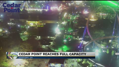 Cedar Point sees historic crowd, forced to turn visitors away...