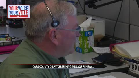 Voters approve Cass County E9-1-1 millage renewal