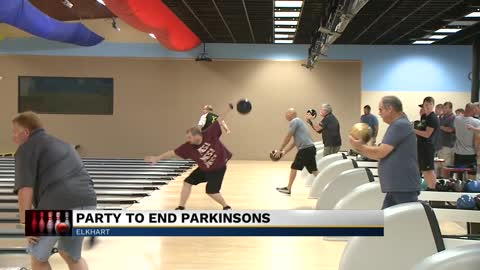 Charity event in Elkhart raises money for Parkinson's research
