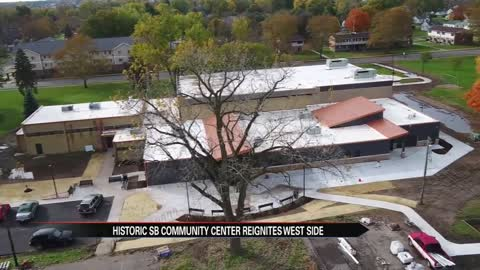Charles Black Community Center unveiled Thursday, community relfects on legacy and future