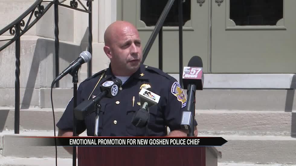 Jose Miller named Goshen Chief of Police