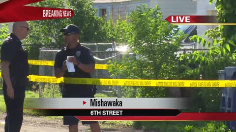 child hit by a car on w 6th street in mishawaka