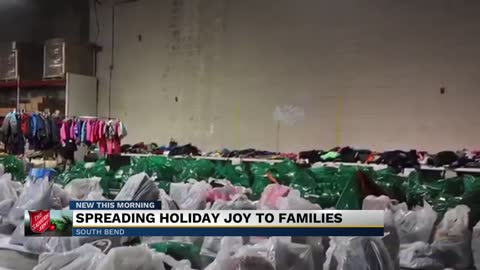 Christmas season begins at Kroc Center