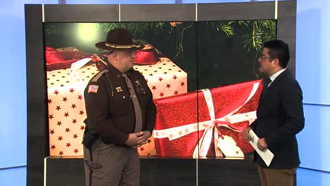 "St. Joseph County Police gear up for ""Christmas with Cops""..."
